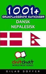 1001+ Grundlaeggende Saetninger Dansk - Nepalesisk