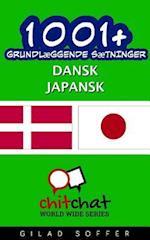 1001+ Grundlaeggende Saetninger Dansk - Japansk