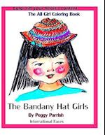 The Bandany Hat Girls Coloring Book af Peggy Louise Parrish