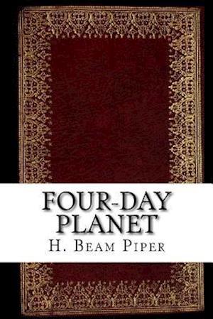 Bog, paperback Four-Day Planet af H. Beam Piper