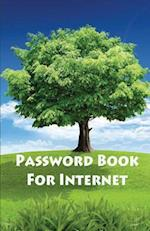 Password Book for Internet