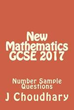 New Mathematics Gcse 2017