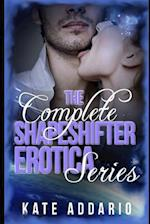 The Complete Shapeshifter Erotica Series