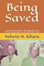 Being Saved af Prof Nehemy Ndirangu Kihara Ph. D.