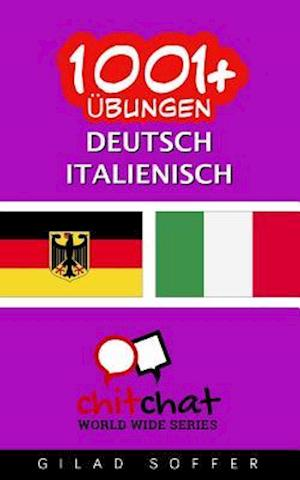 Bog, paperback 1001+ Ubungen Deutsch - Italienisch af Gilad Soffer