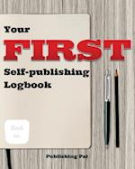 Your First Self-Publishing Logbook