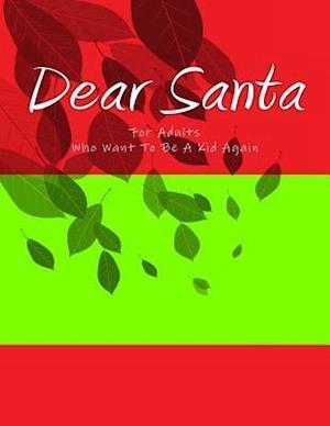 Bog, paperback Dear Santa af H. Barnett