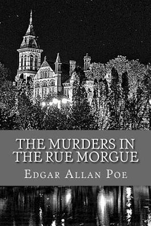 Bog, paperback The Murders in the Rue Morgue af Edgar Allan Poe