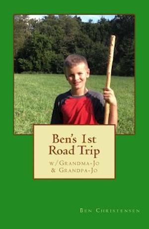 Bog, paperback Ben's 1st Road Trip af Ben Christensen