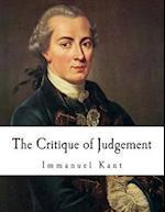The Critique of Judgement af Immanuel Kant
