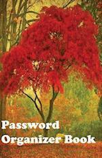 Password Organizer Book