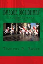 Basque Dictionary