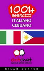 1001+ Esercizi Italiano - Cebuano