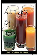 All Types of Juice Recipes