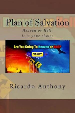 Bog, paperback Plan of Salvation af Ricardo Anthony