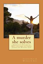 A Murder She Solves