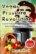 Vegan Pressure Revolution af Marie Paul
