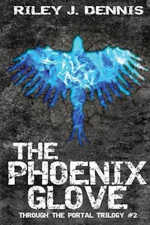 Bog, paperback The Phoenix Glove af Riley J. Dennis