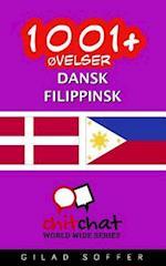 1001+ Ovelser Dansk - Filippinsk