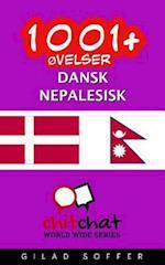 1001+ Ovelser Dansk - Nepalesisk