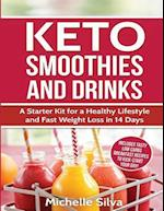 Keto Smoothies and Drinks af Michelle Silva