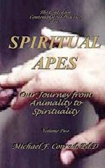 Spiritual Apes af Dr Michael F. Conrad