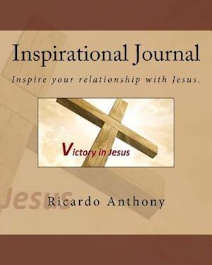 Bog, paperback Inspirational Journal af Ricardo Anthony