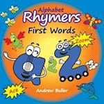 Alphabet Rhymers - First Words