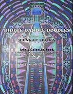 Diddle Daddle Doodles - Midnight af Jeffrey S. Thomas