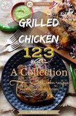 Grilled Chicken 123 af Annie Kate