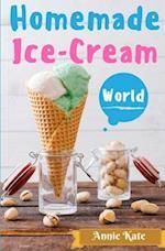 Homemade Ice-Cream World af Annie Kate