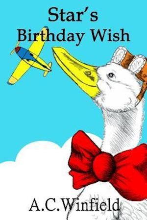Bog, paperback Star's Birthday Wish af A. C. Winfield