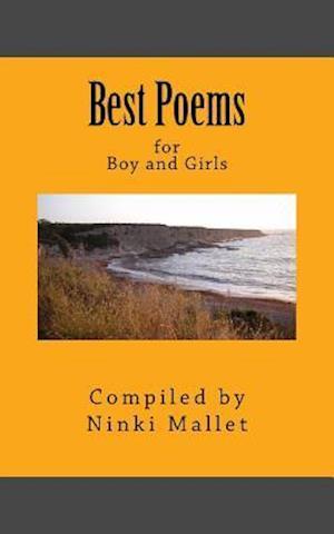 Bog, paperback Best Poems for Boys and Girls af Ninki Mallet