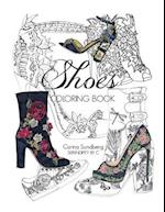 Shoes Coloring Book af Carina Sundberg