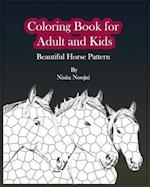 Coloring Book for Adult and Kids