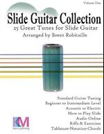 Slide Guitar Collection af Brent C. Robitaille