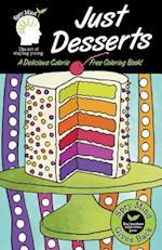 Just Desserts-A Delicious Calorie Free Adult Coloring Book af Scott a. Cuzzo, Spry Mind
