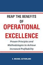 Reap the Benefits of Operational Excellence