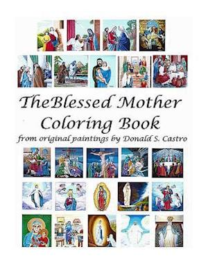 The Blessed Mother Coloring Book