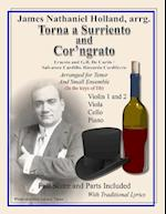 Torna a Surriento and Cor'ngrato