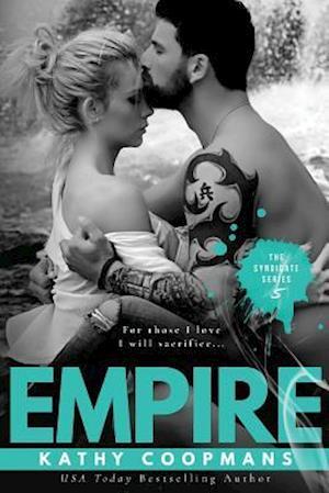 Bog, paperback Empire af Kathy Coopmans