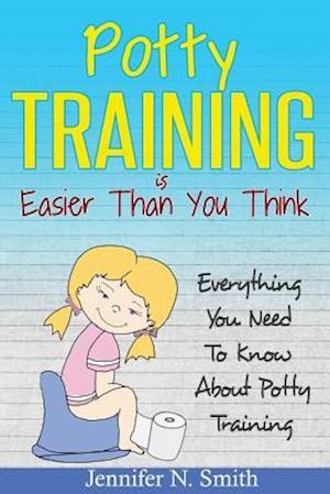 Bog, paperback Potty Training af Jennifer N. Smith