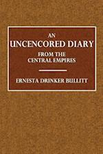 An Uncencored Diary