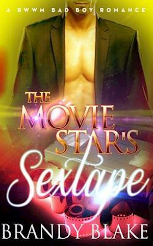 Bog, paperback The Movie Star's Sextape af Brandy Blake