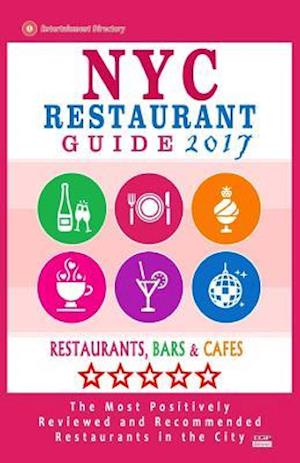 NYC Restaurant Guide 2017