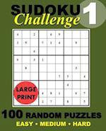 Suduko Challenge #1