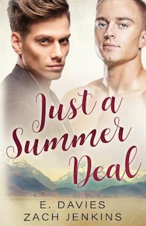 Bog, paperback Just a Summer Deal af Zach Jenkins