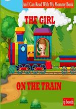 The Girl on the Train af Tj Booth