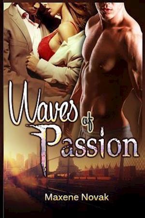Bog, paperback Waves of Passion af Maxene Novak