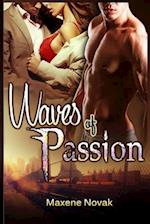 Waves of Passion af Maxene Novak